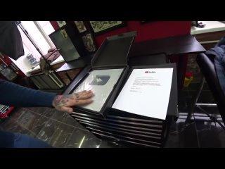 [Дух Провинции] Тесак против OHS. Последняя акция в околофутболе. Серебряная кнопка You Tube | ПРОВИНЦИАЛЫ | VLOG153