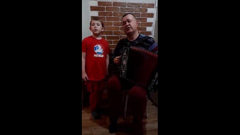 Комсомольская прощальная (Сл. М. Исаковский, муз. Д. Покрасс). Павел и Семён Шабановы.