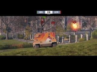 [WoT Fan - развлечение и обучение от танкистов World of Tanks] Чемпионат по Артамахачу - Танкомахач №114 - от ARBUZNY, Necro Kug