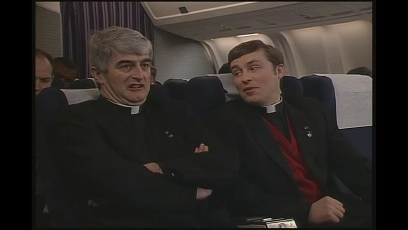 Отец Тед l Father Ted 2x10 Flight into Terror