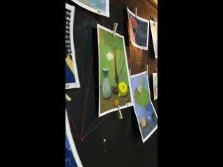 """Выставка работ учеников Арт-клуба в галерее """"Респект"""""""