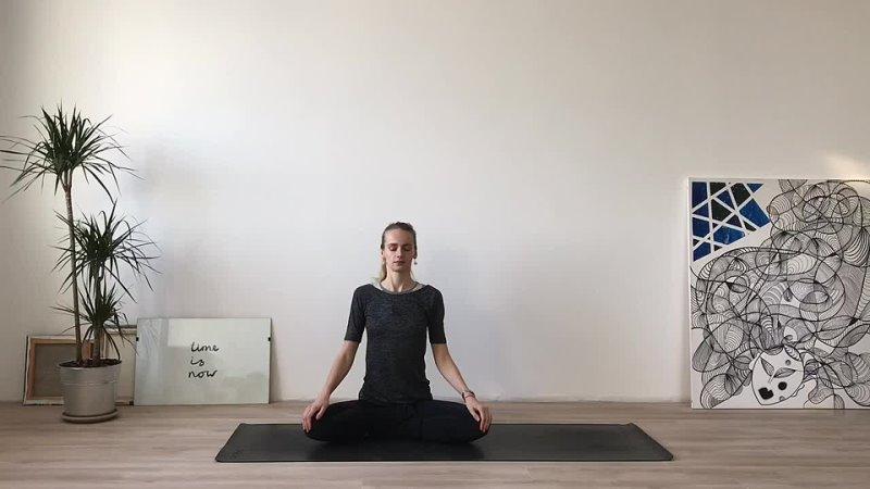 Динамичная практика йоги виньяса флоу