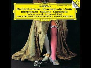 [2][ C#]  richard  strauss  ★  der  rosenkavalier  ★  sequences  of  waltzes  ★  TrV 227c    TrV 227a