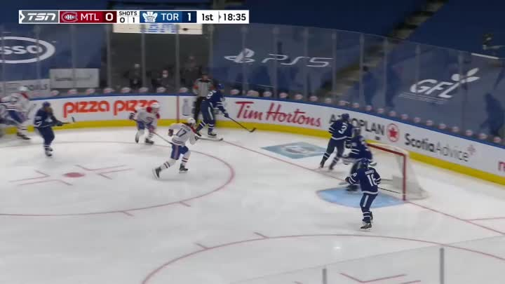 Montreal Canadiens vs Toronto Maple Leafs May 6, 2021 HIGHLIGHTS