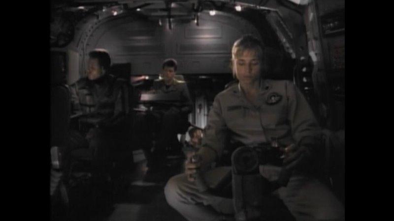 Капитан Пауэр и солдаты будущего 4 серия