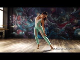 Katerina MIK - Salsa con Rumba _ MIKstyle @ Womanity Dance Space _ Moscow, Russia 2018