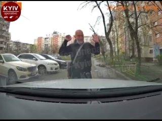 Автоподстава в Киеве
