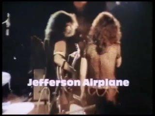 "Jefferson Airplane ""White Rabbit"" Rotterdam Pop Festival 1970"
