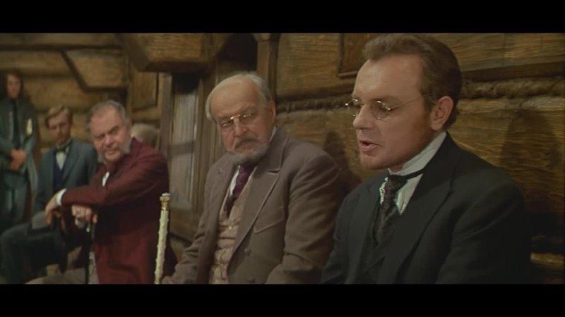 Нет Бессмертия так нет и Добродетели значит всё дозволено Отрывок из Фильма Братья Карамазовы