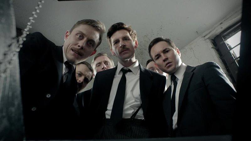 Великое ограбление поезда Сезон 1 Серия 1