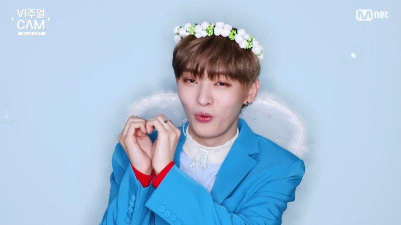 Yoon Jisung (윤지성) — LOVE SONG ✨비주얼캠4K✨