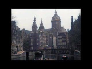 Круиз по каналам Амстердама в 1924 году. Красивые и неповторимые изображения.