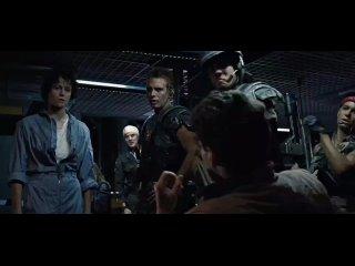 Чужие (1986). Режиссёр – Джеймс Кэмерон. Рядовой Хадсон: Сволочь! Скотина!