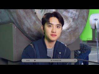 [VIDEO] 📹 210612 EXO DO Kyungsoo @ Dont fight the feeling MV