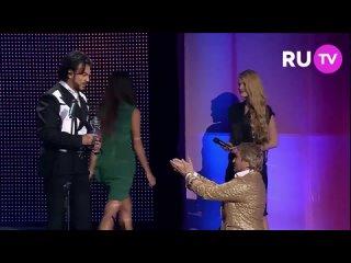 ☼ Н.Басков на премии RUTV ☼