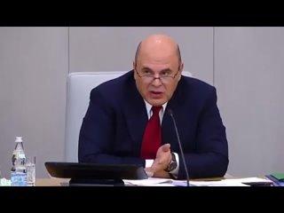 Мишустин обвинил россиян в лени и жадности! Запрет на выезд из РФ