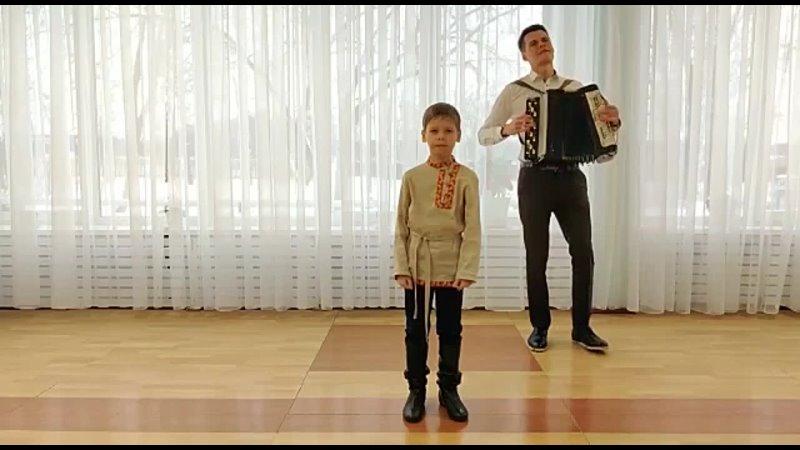 Как за Доном за рекой РНП Исполняет Шовковский Егор Рук Редкозуб Ольга Сергеевна