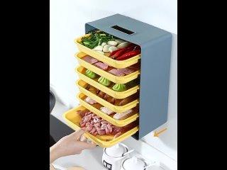Многофункциональный ящик для кухни в интернет - магазине