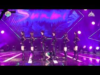 [예능연구소 4K] 선미 직캠 꼬리(TAIL) (SUNMI FanCam) @ShowMusicCore MBC210306방송