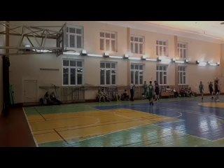 Лучший момент игры - перехват и данк Михаила Пчельникова!