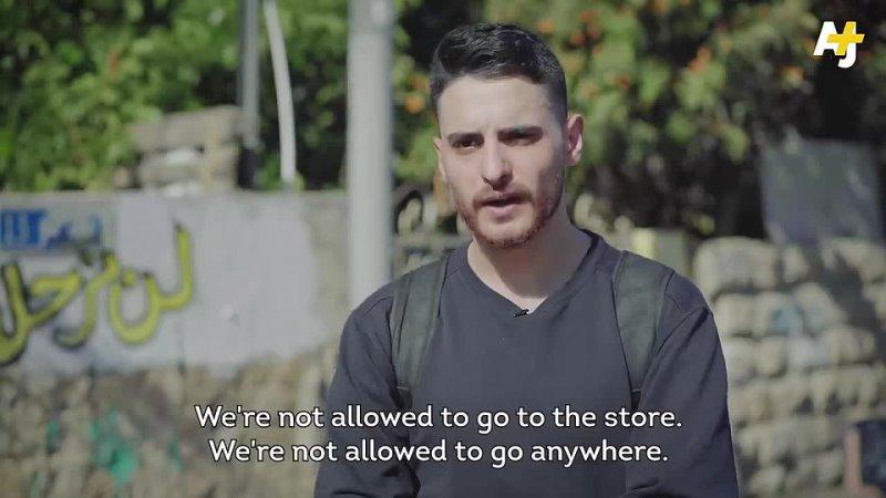 Malade de la façon dont les médias occidentaux parlent de son peuple ce militant palestinien interpelle les chaînes