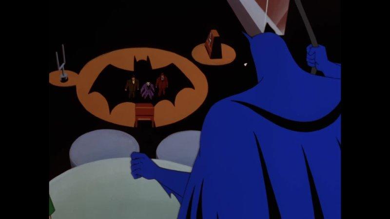 Новые приключения бэтмена - 2 сезон 6 серия