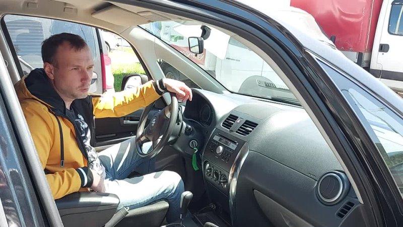 Отзыв о подборе Suzuki SX4
