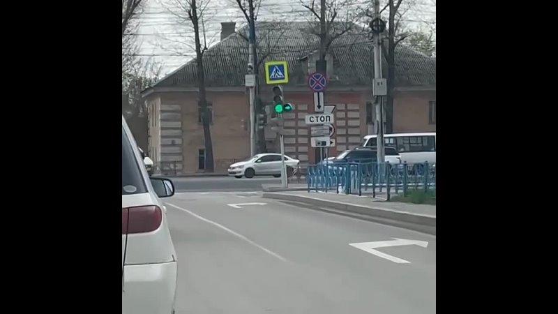 Байкальская Донская Светофор