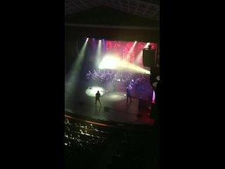 Концерт Металлика шоу