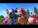 Турбозавры, вперёд! Приключения команды динозавров Российские мультики для детей