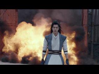 """[Weibo] Обновление YIBO-OFFICIAL: трейлер сериала """"Легенда о Фэй"""" от 27/10/2020"""