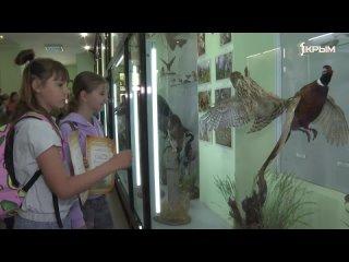 «Крымские школьники посетили Карадагский заповедник»