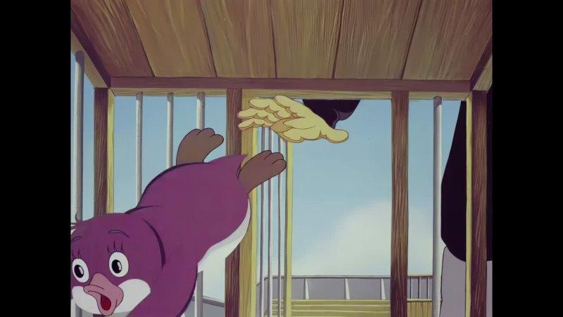 3_Приключения пингвиненка Лоло. Фильм третий.1987 (4K). В хорошем качестве