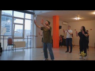 Хип-хоп / Открытый урок 6 февраля/школа танцев Шаг Вперёд