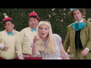 DOROTHY vs ALICE_ Princess Rap Battle (Emily Kinney, Ryan McCartan, Whitney Aval