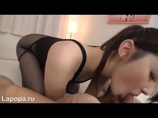 Первый уроки азиаточки по сосанию члена (Секс Порно Домашнее Home Porn Sex) 18+