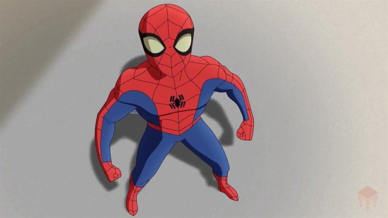 Грандиозный Человек паук Концепт трейлер фанатского 3 сезона Browntable
