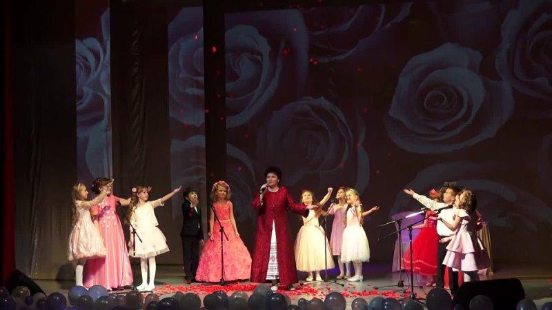 Творческий концерт Кузнецовой Нины