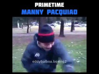 Мэнни Пакьяо на пике с фантастической скоростью