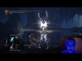 Игрок впервые видит лазер мидира на второй фазе.