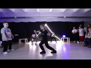 HIP-HOP kids | Semifinal | Богданов Георгий VS Merida