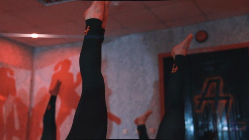 Stretching Women's Fight Club Amazonki