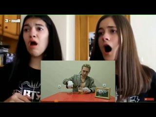 Reaction to Kolya's charlo