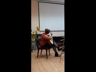 Елена Постоева - песня на стихотворение Е. Шаровой_Своя шкурка_