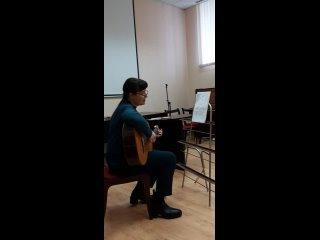 Элла Жуковская - песня на стихотворение Е. Шаровой_Осеннее_