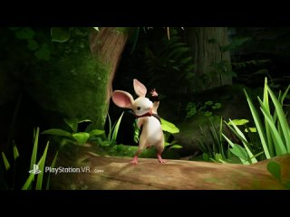 Moss - PlayStation VR Gameplay Announcement Trailer _ E3 2017