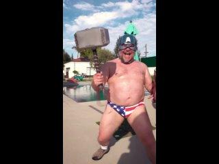 Джек Блэк | Капитан Америка