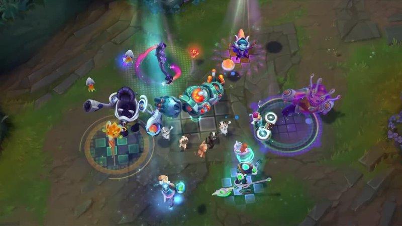 Галактика грува 2021 Официальный трейлер события – League of Legends