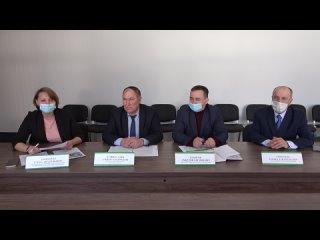 Брифинг в Администрации Калтасинского района