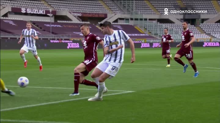 «Торино» – «Ювентус». Обзор матча 03.04.2021